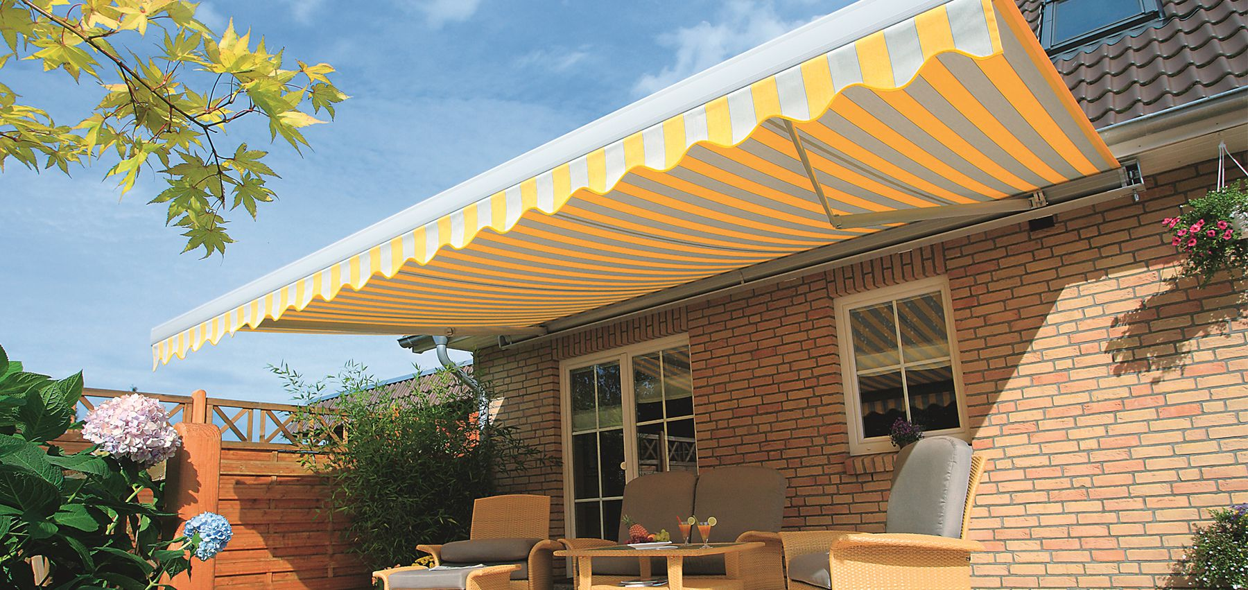 Window Automation Motorized Awnings Motorized Roof