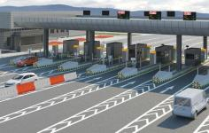 Highway Toll Management System Is Used To Collect Toll In
